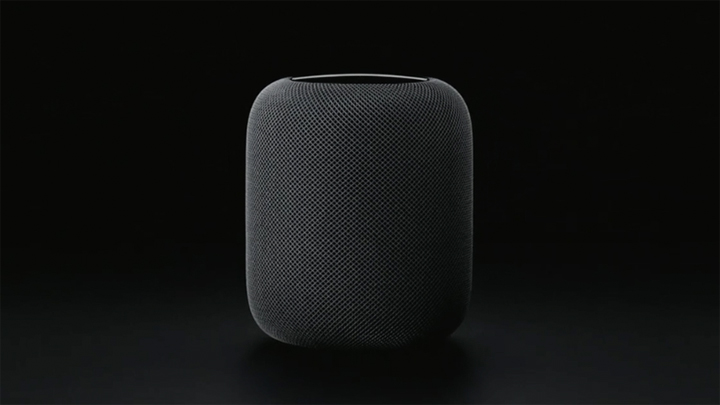 HomePod, el altavoz inteligente de Apple
