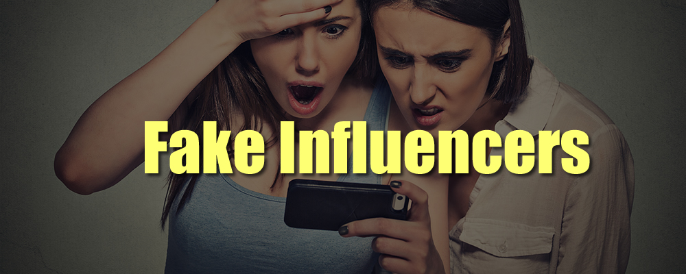 fake influencers